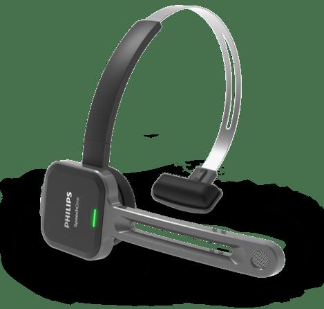 SpeechOne Wireless Dictation Headset