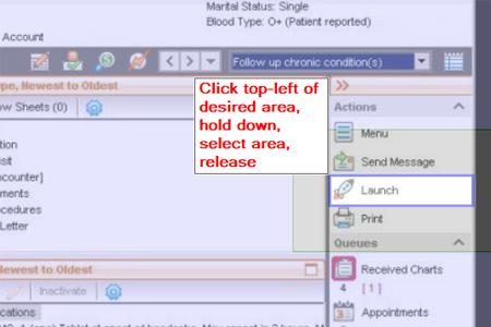 Vision Click computer tasks