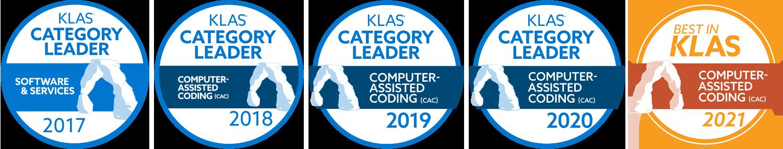 Fusion CAC KLAS Category Leader