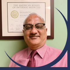 Dr. Kanu Patel
