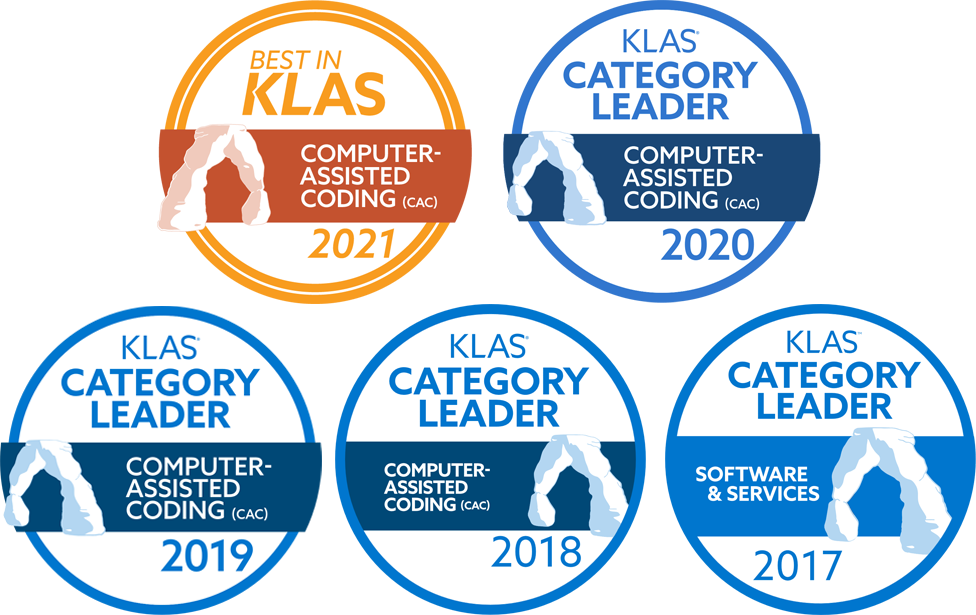 Best in KLAS 2017-2021